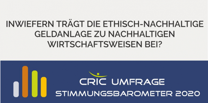 CRIC-Stimmungsbarometer 2020